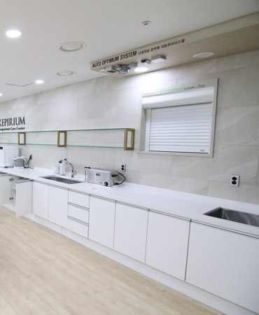 新生儿护理室