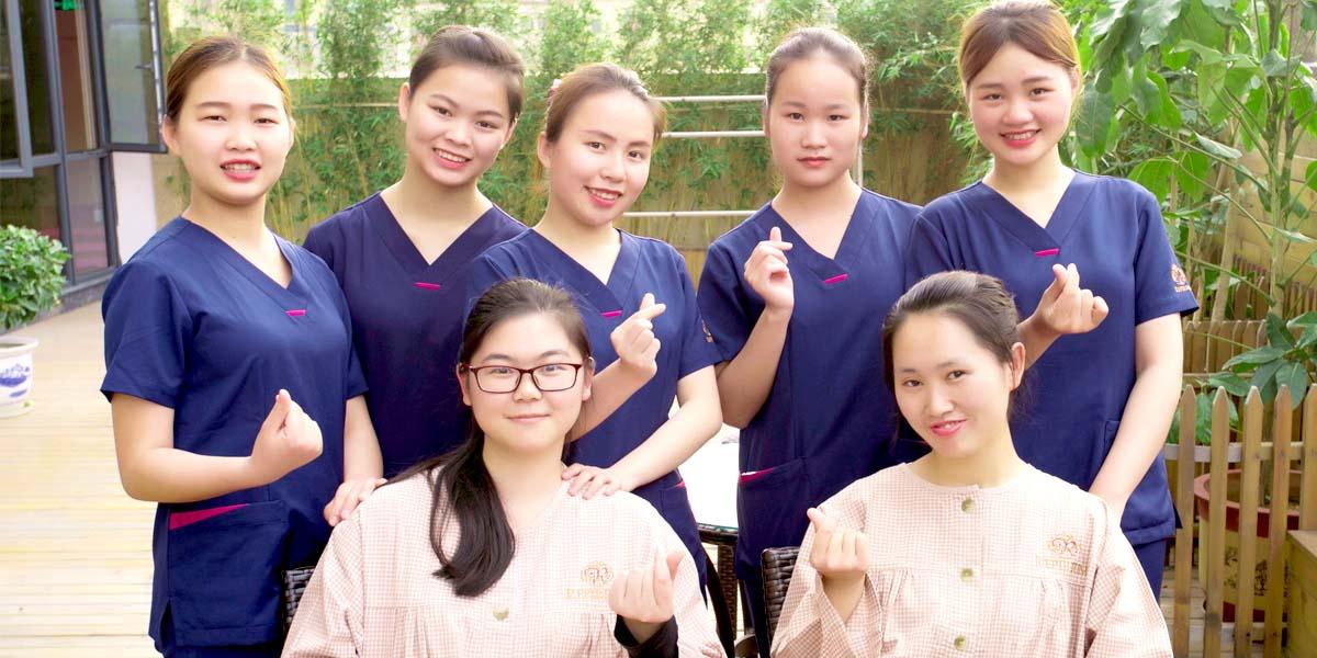 韩式通乳团队