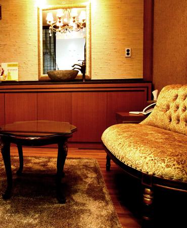 爱贝蕊恩贵宾室
